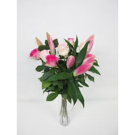 Bouquet rosé